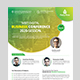 Conference Flyer - GraphicRiver Item for Sale