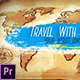 Travel Book Logo Reveals - VideoHive Item for Sale