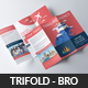 Thailand Tour Travel Trifold Brochure - GraphicRiver Item for Sale
