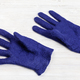 finished woolen felted gloves after drying - PhotoDune Item for Sale
