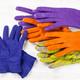 multicolored woolen handmade felted gloves - PhotoDune Item for Sale