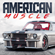 Car Show American Muscle Flyer - Horizontal - GraphicRiver Item for Sale