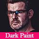 Dark Paint Photoshop Action - GraphicRiver Item for Sale