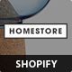 HomeStore – Modern, Minimal & Multipurpose Shopify Theme with Sections - ThemeForest Item for Sale