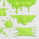 Slime Drips Realistic Set - GraphicRiver Item for Sale