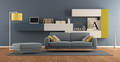 Modern colorful living room - PhotoDune Item for Sale