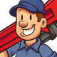 Cartoon Plumber - GraphicRiver Item for Sale