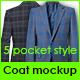 Custom Blazer Mockup - GraphicRiver Item for Sale