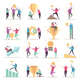 Successful Workers Icons Collection - GraphicRiver Item for Sale