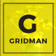 Gridman Google Slide Pptx - GraphicRiver Item for Sale