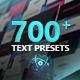Text Presets | Atom
