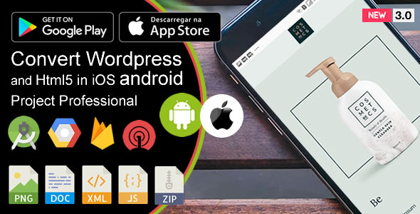 Weboox Convert - Website to iOS and Android App Native PRO - CodeCanyon Item for Sale