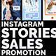 Instagram Stories Sales Promotion - VideoHive Item for Sale