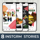 Instagram Stories – Food and Beverage v.04 - GraphicRiver Item for Sale