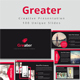 Greater Multi-purpose Powerpoint Presentation Template - GraphicRiver Item for Sale
