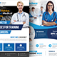 Health & Medical Doctors Flyers Bundle - GraphicRiver Item for Sale
