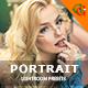 Portrait Lightroom Presets - GraphicRiver Item for Sale