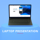 Laptop Presentation - VideoHive Item for Sale