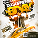 Flyer Dj Bday - GraphicRiver Item for Sale