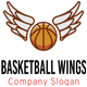 Basketball Wings - GraphicRiver Item for Sale