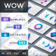 Wow-2 Infographic Collection - GraphicRiver Item for Sale