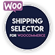 Shipping Selector for WooCommerce