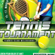 Tennis Tournament - GraphicRiver Item for Sale