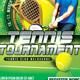 Tennis Tournament - GraphicRiver Item for Sale
