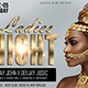 Ladies Night Club Flyer - GraphicRiver Item for Sale