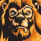 Lion Head Logo Template - GraphicRiver Item for Sale