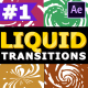 Dynamic Liquid Transitions Pack - VideoHive Item for Sale