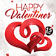 Valentine's Flyer - GraphicRiver Item for Sale