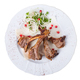 Delicious lamb racks on pita. - PhotoDune Item for Sale