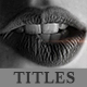 All Shades of Gray - Erotic, Love, Romantic Titles - VideoHive Item for Sale