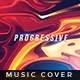 Progressive - Music Album Cover Artwork - GraphicRiver Item for Sale