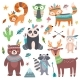 Tribal Animals - GraphicRiver Item for Sale