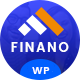 Finano - Finance Consulting WordPress Theme