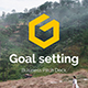Goals Setting Pitch Deck Google Slide Template - GraphicRiver Item for Sale