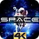 Astronaut In Space - VideoHive Item for Sale