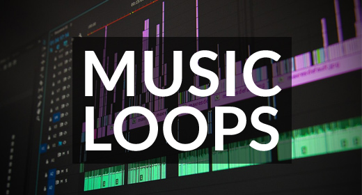 Background Music with Loops