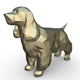 Cocker Spaniel figure - 3DOcean Item for Sale