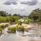 Panorama of Sabie river crossing Kruger - PhotoDune Item for Sale