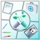 Realistic Medicine Composition - GraphicRiver Item for Sale