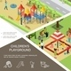 Isometric Children Playground Poster - GraphicRiver Item for Sale