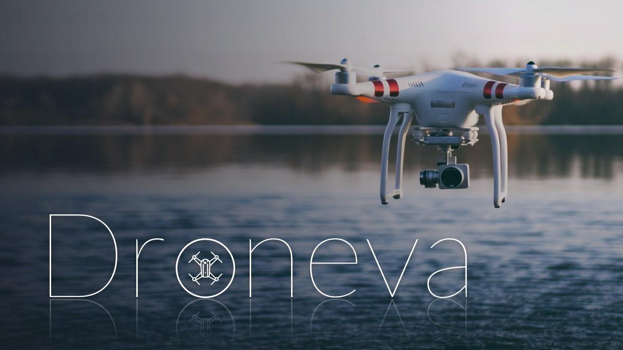 Droneva - Technology PowerPoint Template