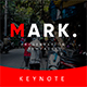 Mark Multipurpose Keynote Template - GraphicRiver Item for Sale