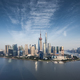 aerial view of shanghai skyline - PhotoDune Item for Sale
