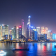 beautiful shanghai at night - PhotoDune Item for Sale