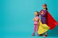 children playing superhero - PhotoDune Item for Sale