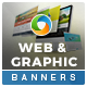 Web & Graphic HTML5 Banners - 7 Sizes - CodeCanyon Item for Sale